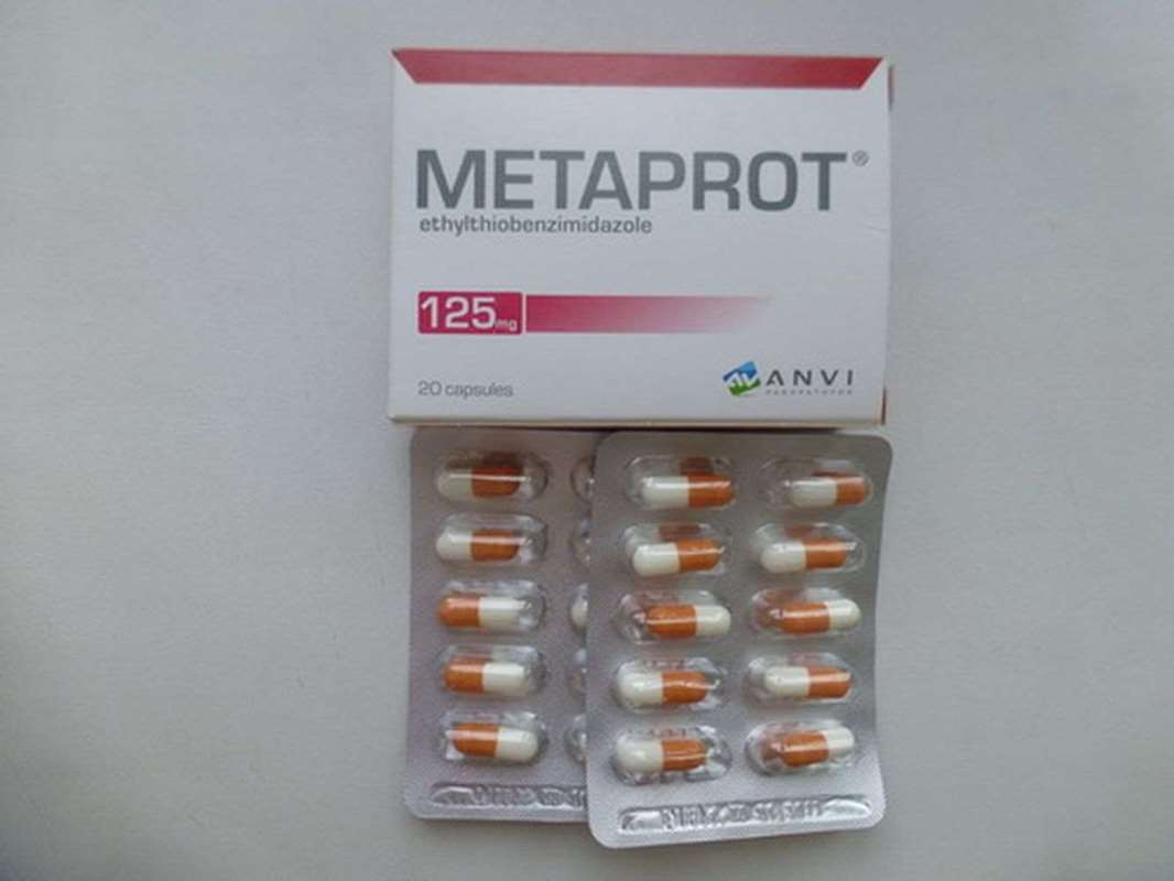 Metaprot (Metaprote, Bemitil) buy online