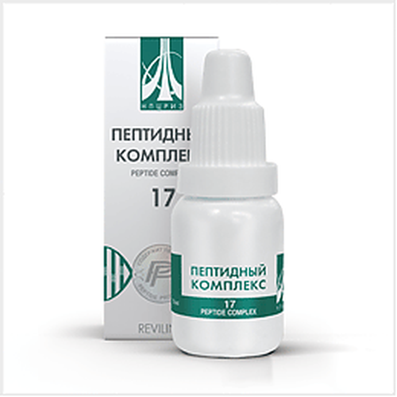 Peptide complex 17 10ml for promotes natural regeneration of vision buy